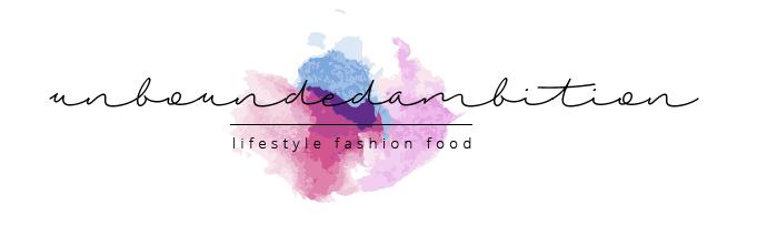 unboundedambition – Food- und Lifestyle Blog aus Stuttgart / Berlin