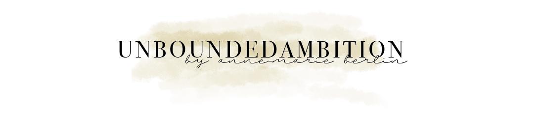 unboundedambition.de - Lifestyle und Plussize Blog aus Stuttgart / Berlin